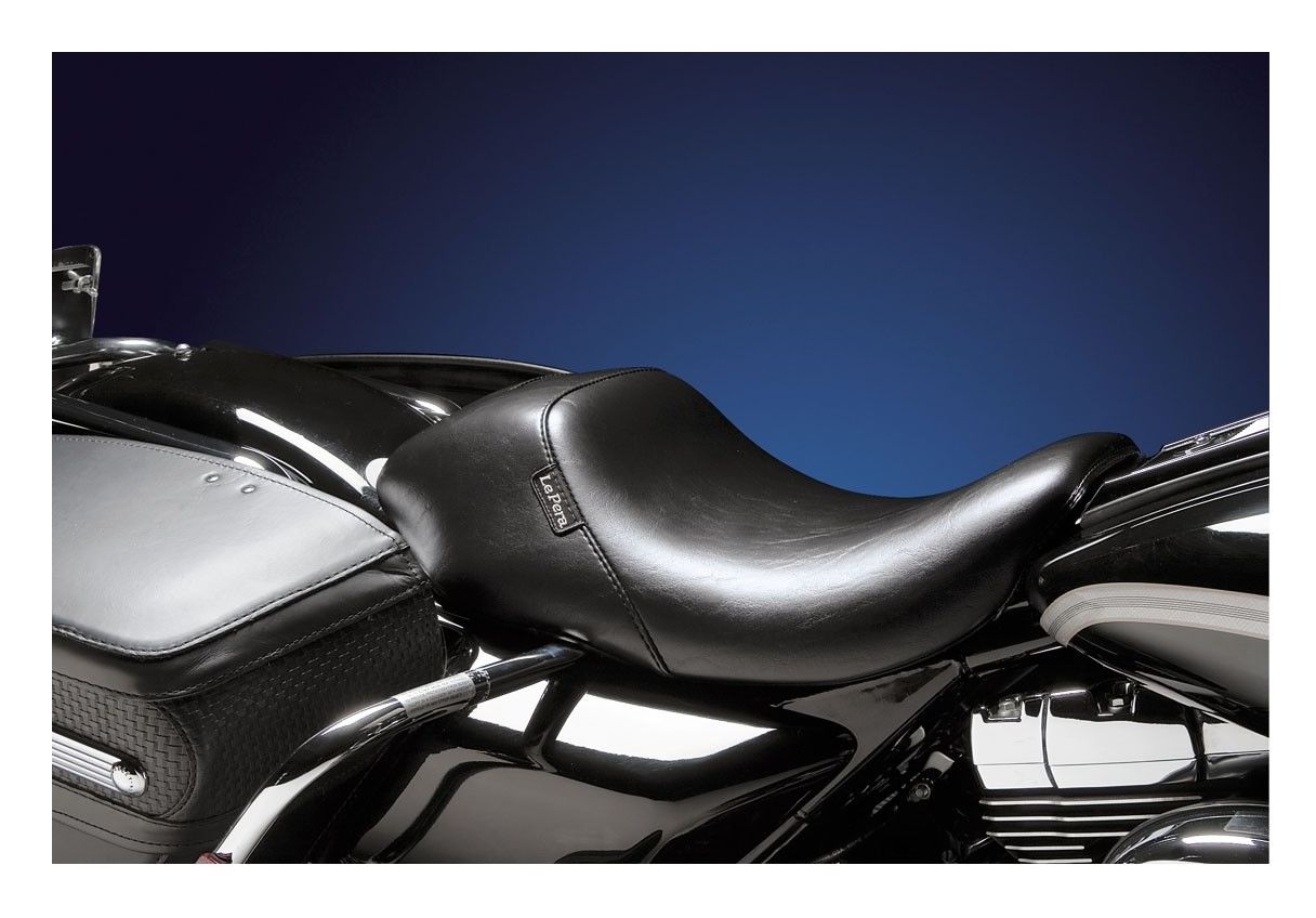 Pro Taper Handlebars >> Le Pera Bare Bones Solo Seat For Harley Road King 2002-2007 - Cycle Gear