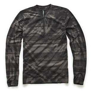 Alpinestars Hitter Long Sleeve Shirt (Color: Black / Size: LG) 844964