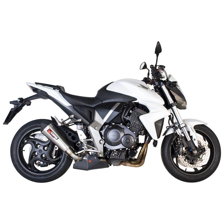 Scorpion Serket Taper Slip-On Exhaust Honda CB1000R 2008-2015