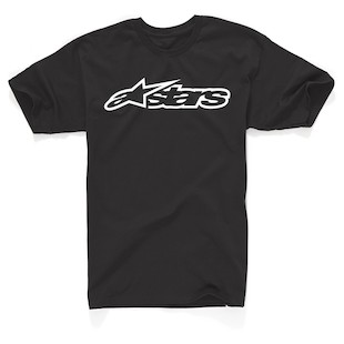 Alpinestars Blaze T-Shirt (Color: Black / Size: 2XL) 844578