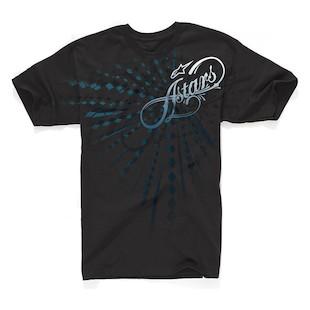 Alpinestars Leopold T-Shirt (Color: Black / Size: 2XL) 844718