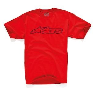 Alpinestars Reblaze T-Shirt (Color: Red / Size: XL) 845038