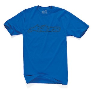 Alpinestars Reblaze T-Shirt (Color: Blue / Size: 2XL) 845049