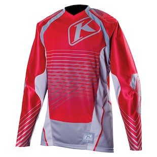 Klim Mojave Jersey (Color: Red / Size: 3XL)