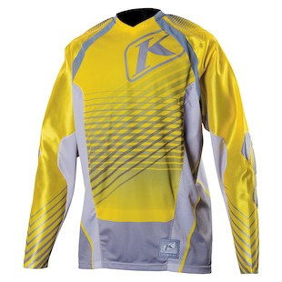 Klim Mojave Jersey (Color: Yellow / Size: MD)