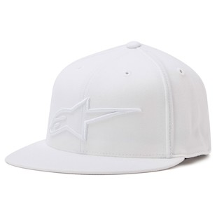 Alpinestars Amphibious 210 Hat (Color: White / Size: SM-MD) 843881