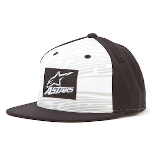 Alpinestars Armstrong 210 Hat (Color: Black / Size: SM-MD) 843895