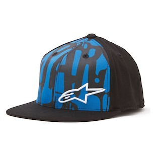 Alpinestars McCarthy Hat (Color: Blue / Size: SM-MD) 843978