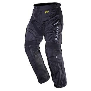 Klim Mojave Pants (Color: Black / Size: 36) 894112