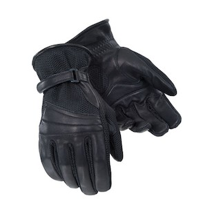 Tour Master Gel Cruiser II Gloves (Color: Black / Size: 2XL) 339721