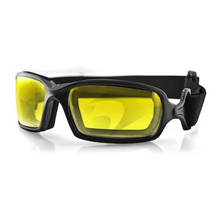 Bobster Fuel Photochromic Goggles (Lens: Yellow) 897658