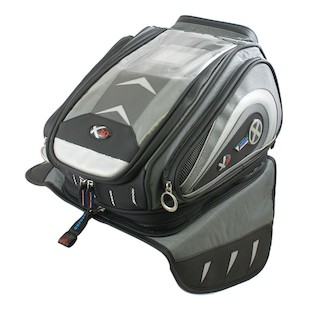 Oxford X30 Lifetime Tank Bag (Color: Anthracite / Type: Strap Mount) 897867