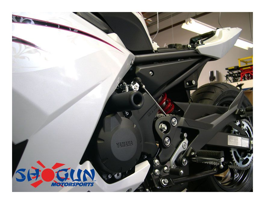 Shogun Frame Sliders Yamaha FZ6R 2009-2017 - Cycle Gear