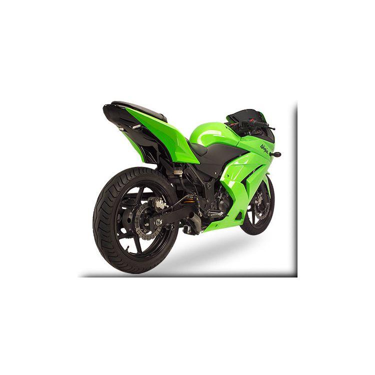 Hotbodies Transparent Smoke Undertail Kit Kawasaki Ninja 250R 2008-2013