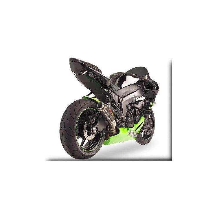 Hotbodies Transparent Smoke Undertail Kit Kawasaki ZX6R 2009-2012