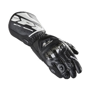 Spidi STR-3 Vent Gloves (Color: Black / Size: SM) 887330