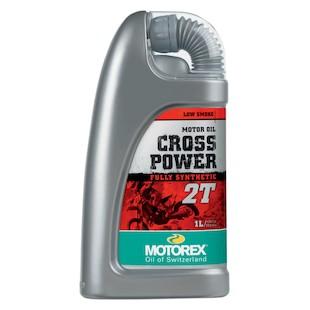 Motorex Cross Power 2T Engine Oil (Size: 1 Liter) 167228