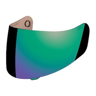 Icon Classic Face Shield (Color: RST Green Mirror) 717780
