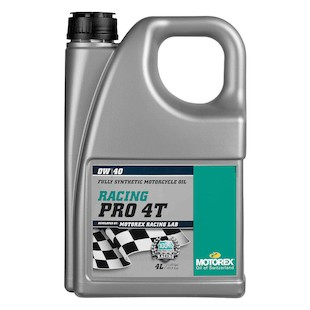 Motorex Racing Pro 4T Engine Oil (Type: 0W40 / Size: 1 Liter) 775962