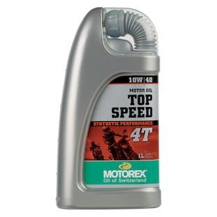 Motorex Top Speed 4T Engine Oil (Type: 10W30 / Size: 1 Liter) 775998