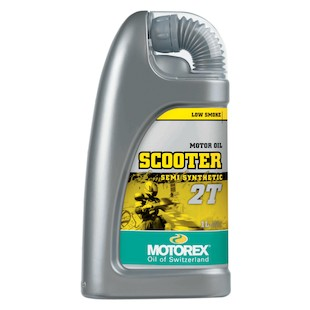Motorex Scooter 2T Engine Oil (Size: 1 Liter) 167241
