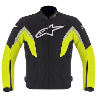 Alpinestars Viper Air Jacket (Color: Black/Flo Yellow/White / Size: 3XL) 880853
