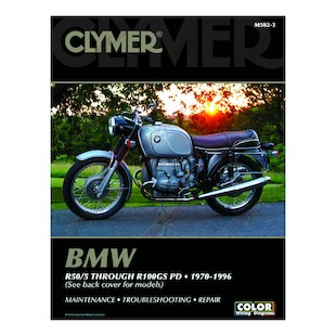 Clymer Manual BMW R Series 1970-1996 173282