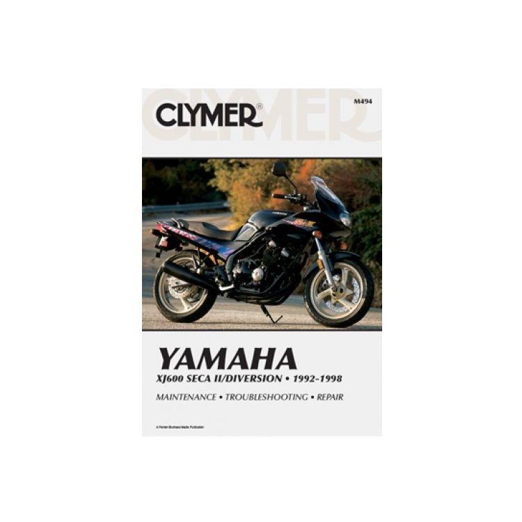 Clymer Manual Yamaha XJ600S 1992-1998