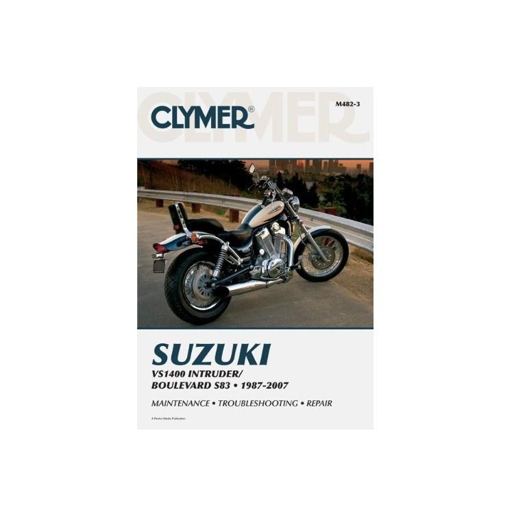 Clymer Manual Suzuki VS1400 / Boulevard