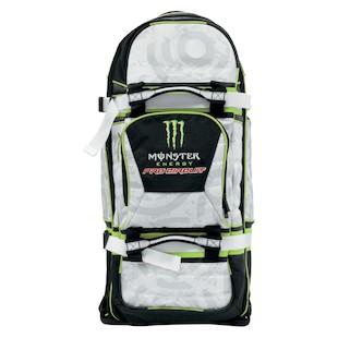 Pro Circuit Monster Rig Roller Bag (Color: Black/Green/White) 902216