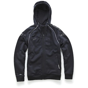 Alpinestars Speedway Hoody - (Size LG Only) (Color: Black / Size: LG) 893044