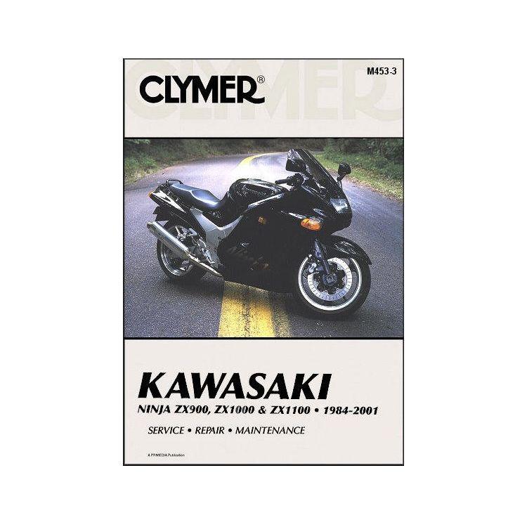 Clymer Manual Kawasaki ZX900 /1000 / 1100 1984-2001