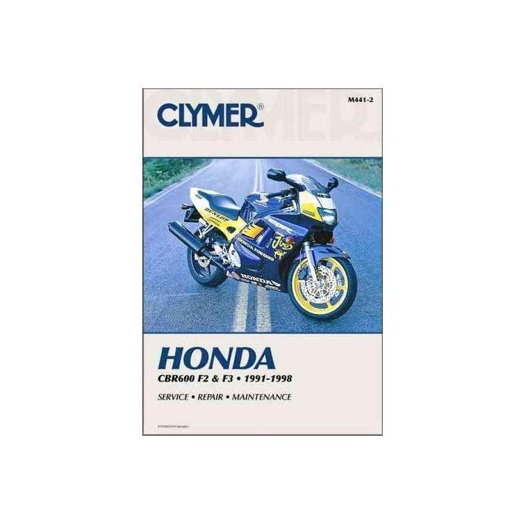 Clymer Manual Honda CBR600 F2/F3 1991-1998