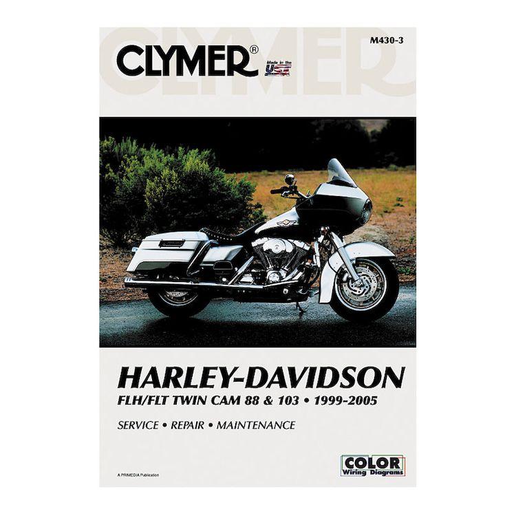 Clymer Manual Harley-Davidson FLH / FLT 1999-2005