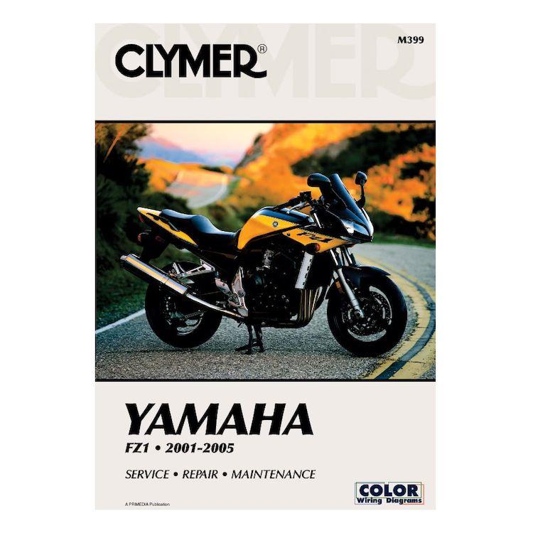 Clymer Manual Yamaha FZ1 2001-2005