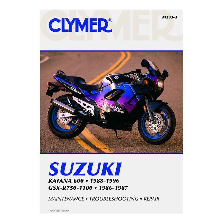 Clymer Manual Suzuki Katana 600F / GSX-R750 / GSX-R1100