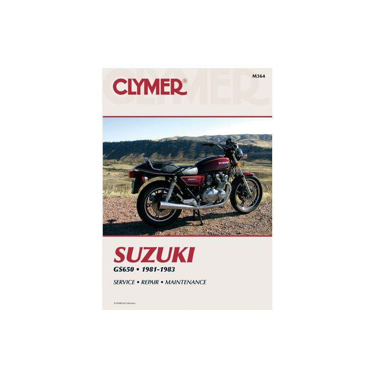 Clymer Manual Suzuki GS650 1981-1983