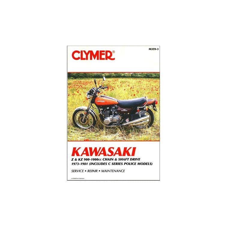 Clymer Manual Kawasaki K / KZ 900-1000 1973-1981