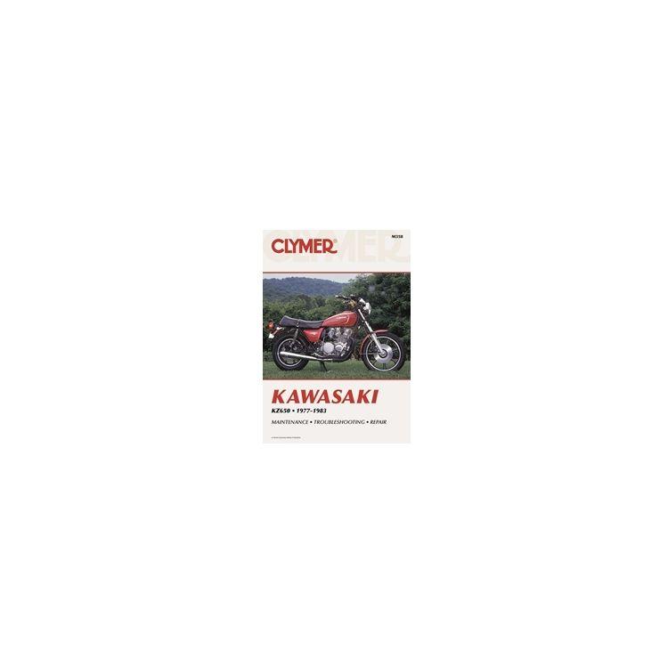 Clymer Manual Kawasaki KZ650 1978-1983
