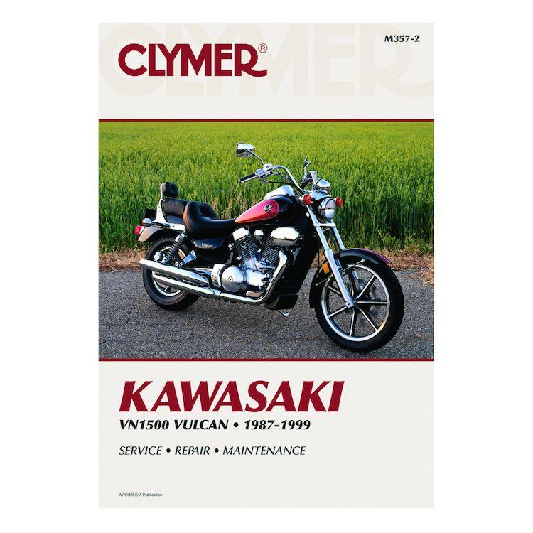 Clymer Manual Kawasaki Vulcan 1500 1987-1999