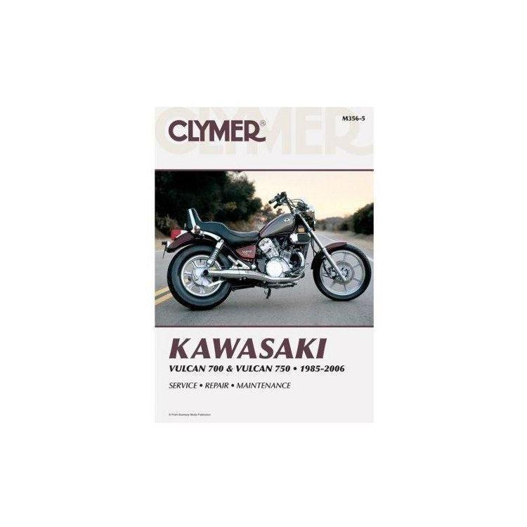 Clymer Manual Kawasaki VN700 / 750 1985-2006