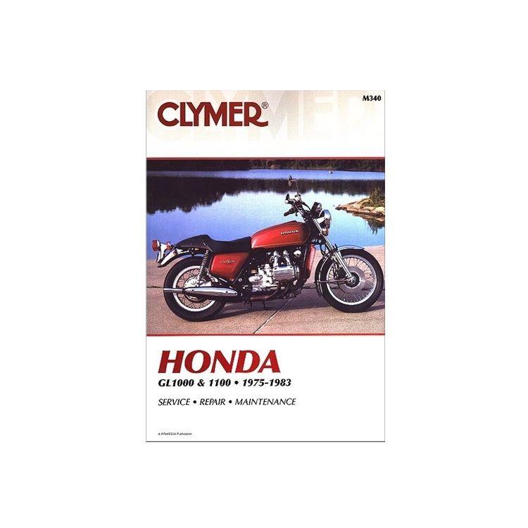 Clymer Manual Honda GL1000 / GL1100 1975-1983
