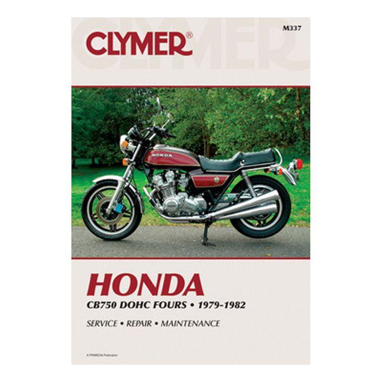 Clymer Manual Honda CB750 DOHC 1979-1982
