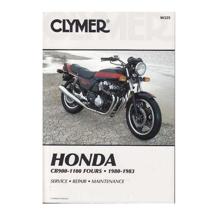 Clymer Manual Honda CB900 - 1100 Fours 1980-1983