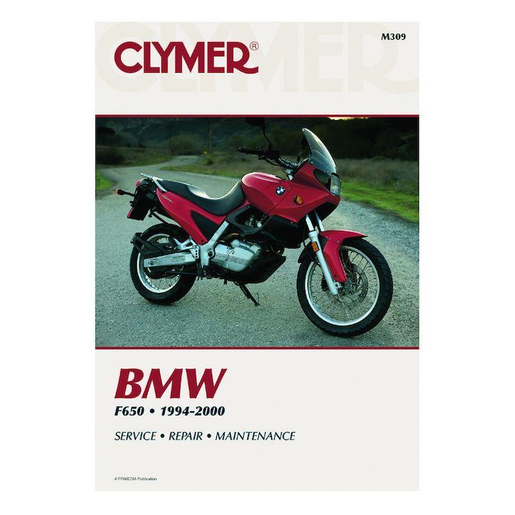 Clymer Manual BMW F650 1994-2000