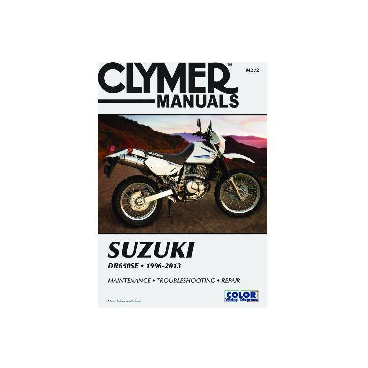 Clymer Manual Suzuki DR650SE 1996-2013