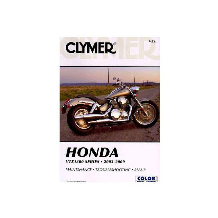 Clymer Manual Honda VTX1300 Series 2003-2009
