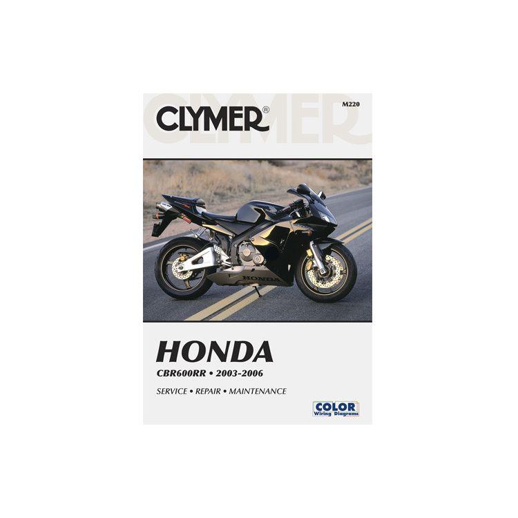 Clymer Manual Honda CBR600RR 2003-2006
