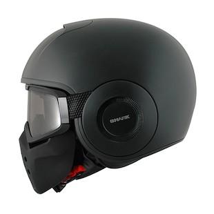 Shark Drak Helmet (Color: Matte Black / Size: MD) 894051