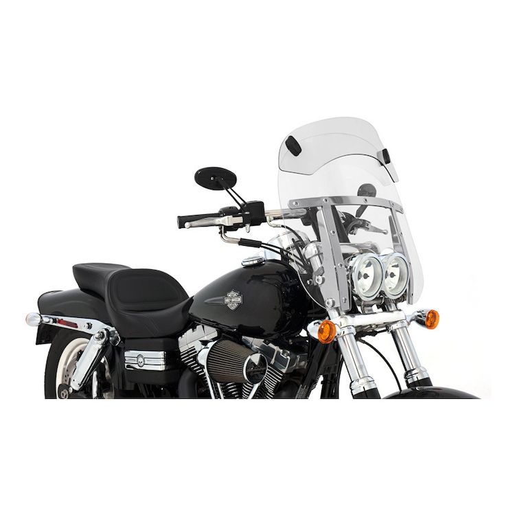 Memphis Shades Hot Wing Booster For Harley